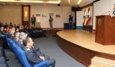 ابراهيم: عاتق تنظيم وجود نحو مليوني نازح سوري وفلسطيني يقع على الأمن العام