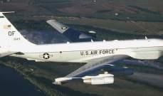 رصد طائرة تجسس أميركية على حدود منطقة كالينيغراد