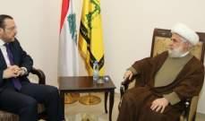 تقي الدين التقى قاسم: يجب الأسراع في تشكيل حكومة وحدة وطنية