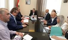 أبو فاعور: وزارة الصناعة بصدد التحضير لمؤتمر وطني عن الصناعات الغذائية