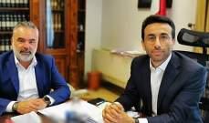 شبيب تابع مع ترزيان طلب إقفال مؤسسات للنازحين غير مرخصة في بيروت