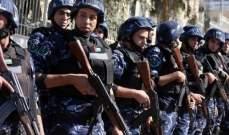 الأمن بغزة نشر نقاط تفتيش بحثا عن متهم مطلوب في استهداف موكب الحمدالله
