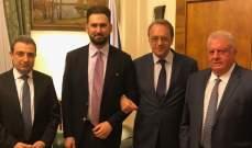 بوغدانوف أكد موقف روسيا الثابت الداعي لدعم سيادة لبنان المتعدد الطوائف