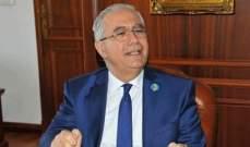 حوري: قضية النازحين تخضع لوصاية وزارة الداخلية ولا علاقة للخارجية