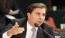 رئيس مجلس النواب البرازيلي بدأ زيارة للبنان تستمر يوما واحدا