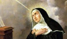 القديسة ريتا شفيعة الأمور الصعبة والمستحيلة