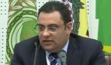 عفيفي: موضوع عودة سوريا غير مدرج بجدول أعمال قمة تونس
