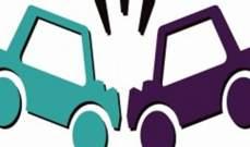 النشرة: سقوط 3 جرحى بحادث سير مروع على طريق عام عيترون