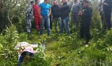 النشرة: العثور على جثة سوري مصاب بطلق ناري تحت التراب في جبعا ببعلبك