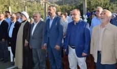 ايهاب حمادة:يجب التمسك بثلاثية الشعب والجيش والمقاومة التي من خلالها حقق لبنان الانتصارات