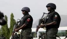شرطة نيجيريا اعتقلت قياديا في بوكو حرام متهما بالتخطيط لتفجيرات 2015