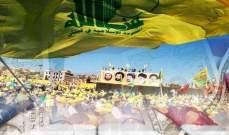 روسيا تطمئن حزب الله في رد على العقوبات ضده