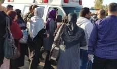 اعتصام اموظفي مستشفى صور الحكومي للمطالبة بصرف رواتبهم