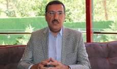توفنكجي: تركيا ترغب بتوسيع معبر إبراهيم الخليل وفيشخابور مع العراق