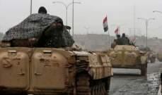 العربية: اشتباكات عنيفة بين الجيش العراقي وعناصر من داعش في الأنبار