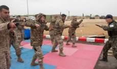 تدريب مشترك بين الكتيبة الكورية والجيش اللبناني في صور