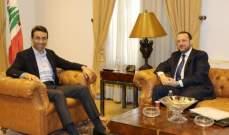 تقي الدين: لضرورة المحافظة على الطابع الاثري والتاريخي لمدينة بيروت