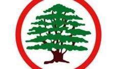فوز القوات اللبنانية بالانتخابات الطالبية بالجامعة اليسوعية في زحلة بالتزكية