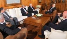 فرنجية بحث مع السفير فتحلي في مجمل التطورات والأوضاع الراهنة