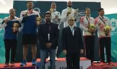 فنيش هنأ أفراد البعثة اللبنانية المشاركة بالألعاب الآسيوية في جاكرتا: شرفتم بلدكم