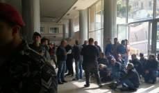 النشرة:المياومون يناشدون كل مواطن لبناني التوجه لمؤسسة الكهرباء لدعمهم