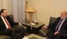 حردان التقى تقي الدين: البيان الوزاري شكل تجاوزاً للدستور
