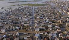ارتفاع عدد ضحايا السيول في ايران الى 54 قتيلا