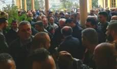 تيمور جنبلاط التقى عددا كبيرا من الوفود الشعبية والمناطقية عرضت معه قضاياها