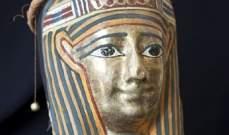 شرطة نابولي في إيطاليا ضبطت مجموعة من القطع الأثرية المصرية