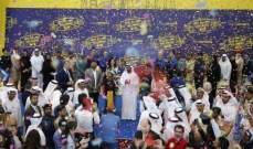 محمد بن راشد بمناسبة استقبال مطار دبي المسافر رقم مليار: نحن مطار العالم