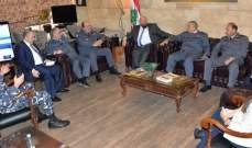 نهرا هنأ بالاستقلال: تثبيت الأمن والاستقرار هما أساس الإزدهار في لبنان