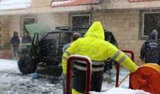 النشرة: إخماد حريق شب داخل سيارة جيب في بلدة شبعا