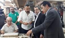 ابو فاعور: على المستهلك أن يسأل عند مشترياته عن العلامات التجارية اللبنانية