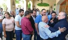وهاب ناشد الرئيس عون بمعاقبة العصابة التي تحاول إسقاط عهده
