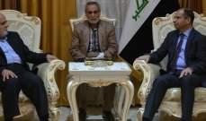 مسجدي: إيران ستقف إلى جانب العراق في مرحلة إعادة الإعمار