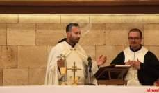 دير مار شربل-حريصا يحتفل بالقدّاس في ذكرى شفاء نهاد الشامي بشفاعة مار شربل