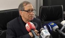"""محفوظ: يتم التعامل مع المجلس الوطني للاعلام وفقا لمعادلة """"استضعفوك فوصفوك"""""""