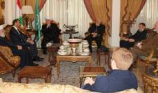 أفيوني زار الشعار: آمل ان يستمر التواصل بيننا لمصلحة طرابلس