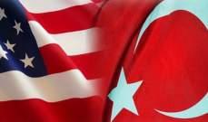 وزيرا الدفاع التركي والأميركي يبحثان الوضع في سوريا