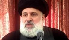 السيد فضل الله: لموقف وطني موحد لمواجهة إملاءات الخارج المشبوهة