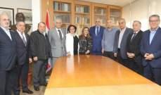 اعلان لائحة الوحدة النقابية لانتخابات محرري الصحافة اللبنانية