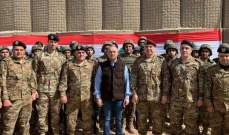 بوصعب من عرسال: من غير المقبول تحمل الجيش مسؤولية الازمة الاقتصادية التي يعاني منها البلد