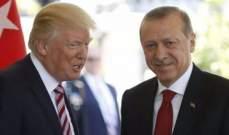 ترامب وأردوغان يتفقان على تنفيذ الإنسحاب الأميركي من سوريا بما يتماشى مع المصالح المشتركة