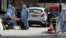توجيه تهمة محاولة القتل إلى منفذ عملية الدهس قرب البرلمان البريطاني