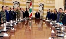 مصادر الجمهورية:قادة الأجهزة الأمنية وضعوا خططا من ضمنها حاجاتها العسكرية