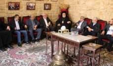 أسامة سعد يجول على مرجعيات صيدا الروحية الإسلامية والمسيحية