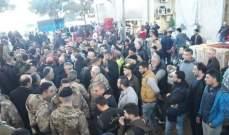 النشرة: احتجاجات بحسبة صيدا بعد مداهمة للجمارك لمصادرة بضائع مهربة من سوريا