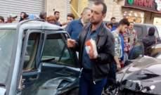 النشرة: سقوط قتيل بحادث سير على طريق اللبوة