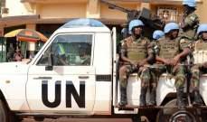 7 قتلى و20 جريحا في هجوم بقنابل يدوية على مقهى في بانغي