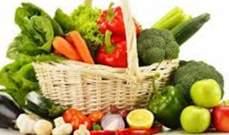 تناول الخضراوات یحد من الاصابة بالسكري والسمنة